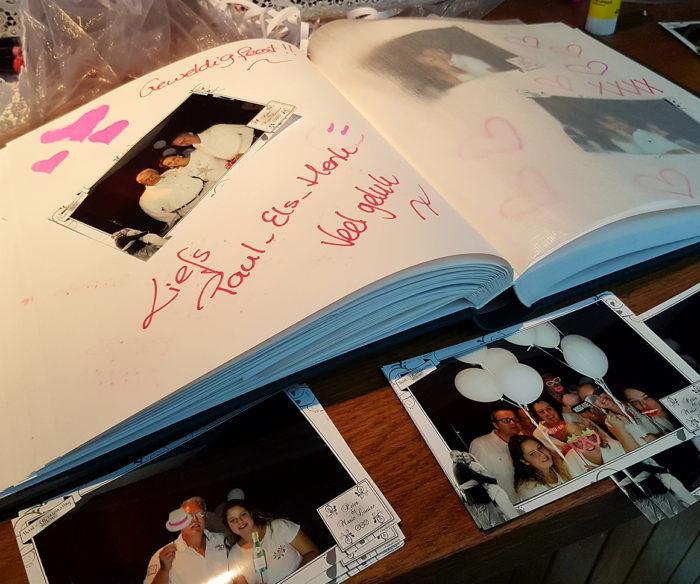 PhotoBooth huren - bruiloft - huwelijk