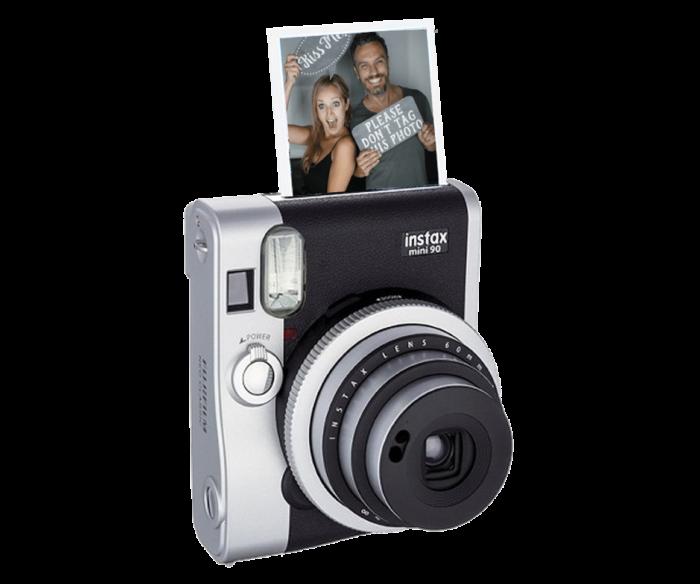Polaroid camera huren - analoog - instax mini 90 neo
