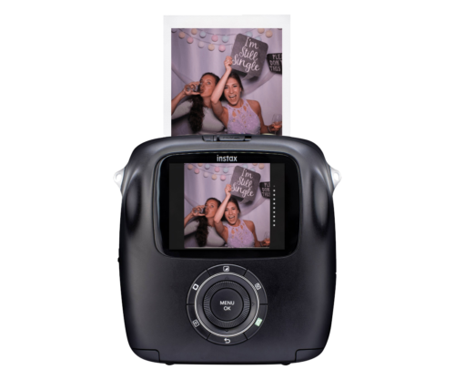 Polaroid camera huren - digitaal - instax square
