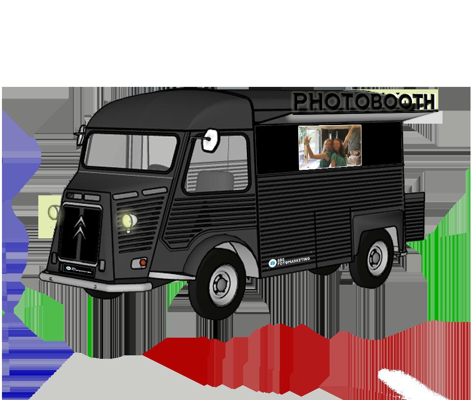 Citroen Hy PhotoBooth - trouwen - bruiloft - Groningen